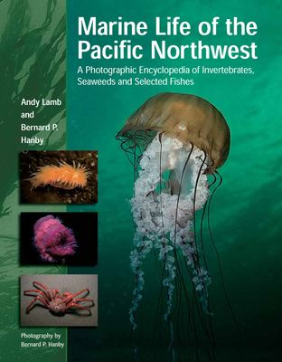 Marine Life of the Pacific Northwest: A Photographic Encyclopedia of Invertebrates, Seaweeds and Selected Fishes 9781550173611