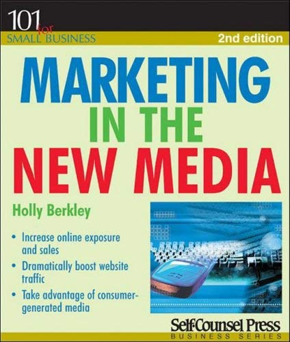 Marketing in the New Media 9781551808727