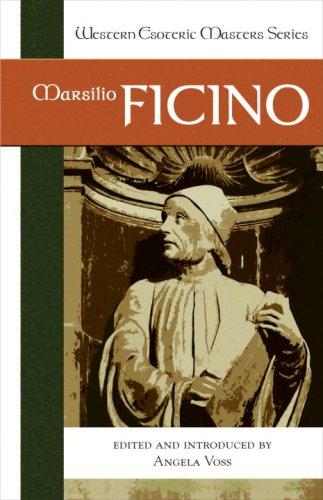 Marsilio Ficino 9781556435607