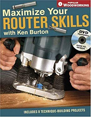 Maximize Your Router Skills [With CDROM] 9781558707795