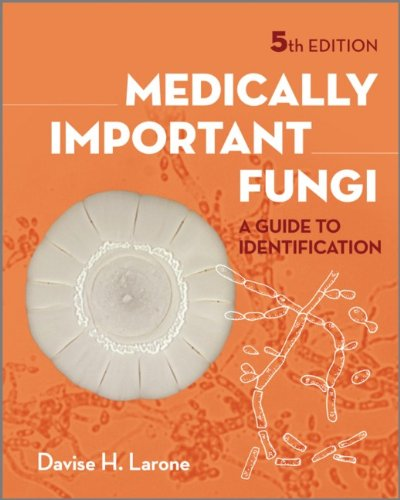 Medically Important Fungi: A Guide to Identification - 5th Edition