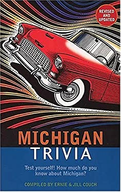 Michigan Trivia 9781558533448