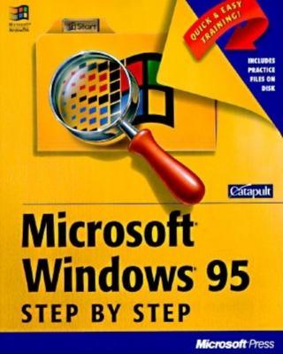 Microsoft Windows 95 Step by Step 9781556156830
