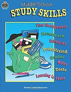 Middle School Study Skills 9781557341945