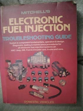 Mitchell's Electronic Fuel Injection Troubleshooting Guide