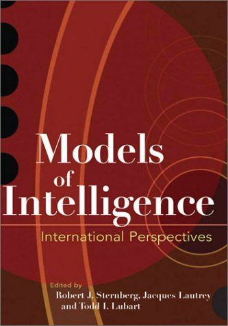 Models of Intelligence: International Perspectives 9781557989710
