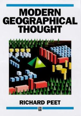 Modern Geographical Thought 9781557862068