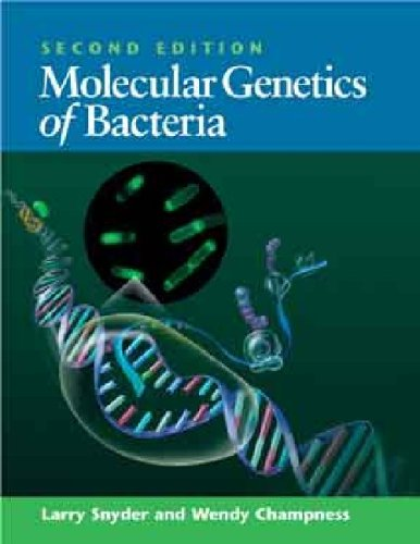 Molecular Genetics of Bacteria 9781555812041