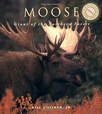 Moose: Giants of the Northern Forest 9781552092552