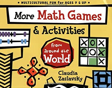 More Math Games & Activities from Around the World 9781556525018