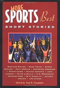 More Sports Best Short Stories 9781556525049