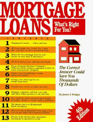 Mortgage Loans: What's Right for You? 9781558704343