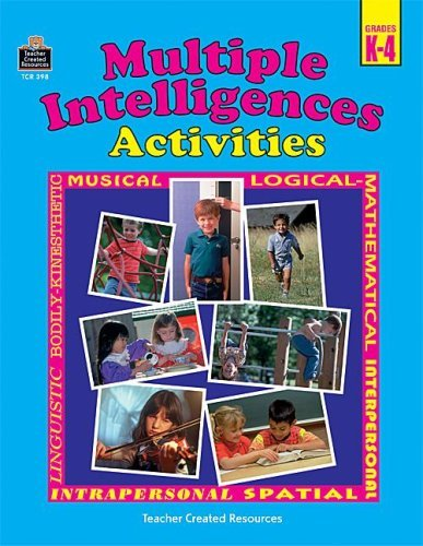 Multiple Intelligences Activities 9781557343987