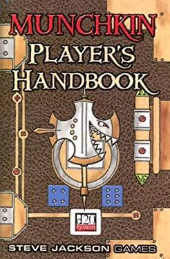 Munchkin D20 Players Handbook 9781556346675