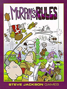 Murphy's Rules: And Other Strange Stuff from the Pages of Space Gamer, Pyramid and More! 9781556343636