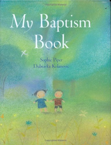 My Baptism Book 9781557255358