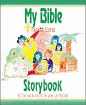 My Bible Storybook: Favorite Bible Stories 6859946