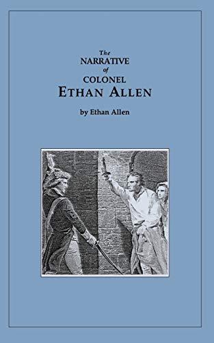 Narrative of Ethan Allen 9781557091277