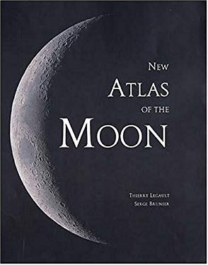 New Atlas of the Moon 9781554071739