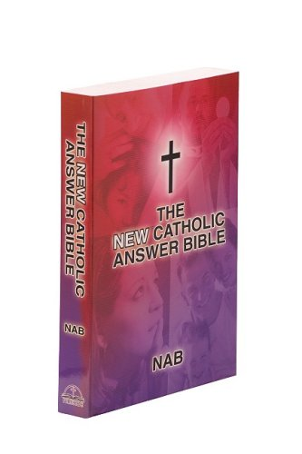 New Catholic Answer Bible-NAB-large print 9781556654848