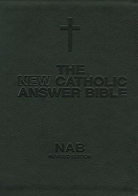 New Catholic Answer Bible-NABRE 9781556654039