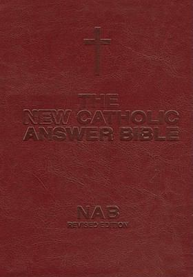 New Catholic Answer Bible-NABRE 9781556654107