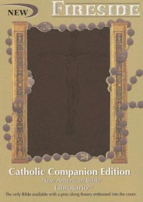 New Catholic Companion Bible-NAB 9781556653360