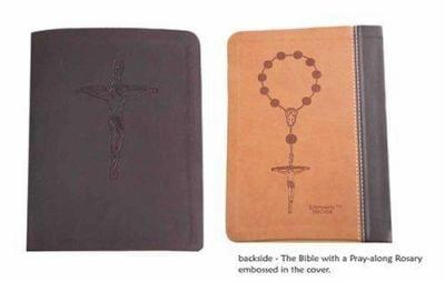 New Catholic Companion Bible-NAB 9781556653209