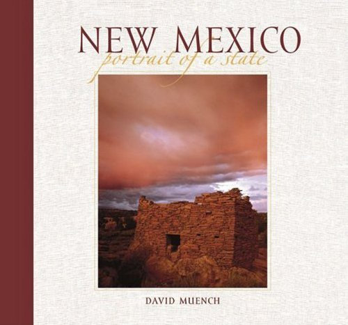 New Mexico: Portrait of a State 9781558689909