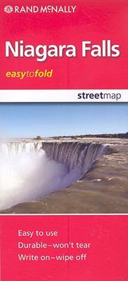 Niagara Falls Street Map 9781554860098