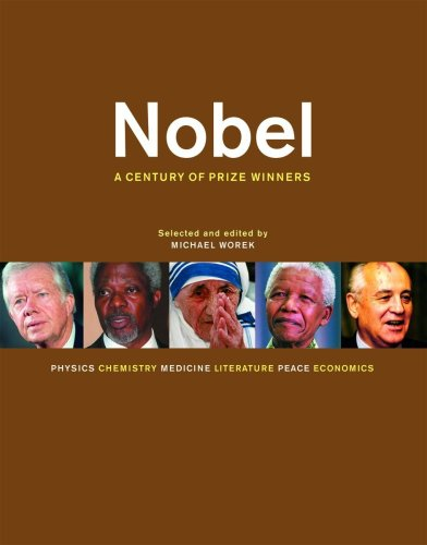 Nobel: A Century of Prize Winners 9781554074112