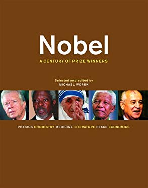 Nobel: A Century of Prize Winners 9781554074167