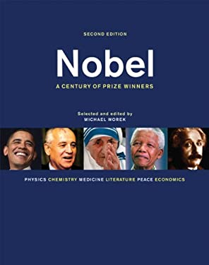Nobel: A Century of Prize Winners 9781554077410