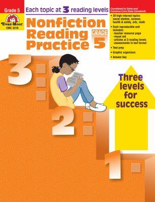 Nonfiction Reading Practice Grade 5 9781557999443