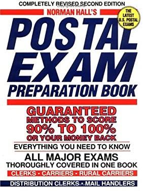 Norman Hall's Postal Exam Preparation Book 9781558503632
