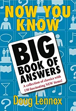 Now You Know Big Book of Answers 9781550027419