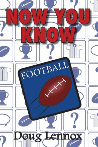 Now You Know Football 9781554884537