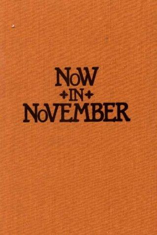 Now in November 9781558610330