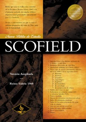 Nueva Biblia de Estudio Scofield-RV 1960 = New Scofield Study Bible-RV 1960 9781558197992