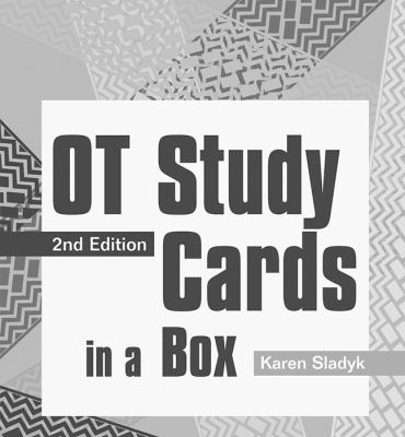 OT Study Cards in a Box 9781556426209