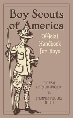 Official Handbook for Boys 9781557094414