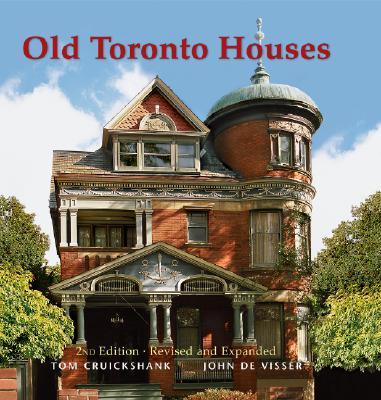 Old Toronto Houses 9781554073825