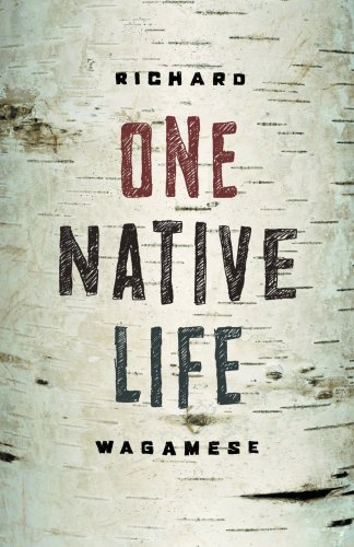 One Native Life 9781553653646