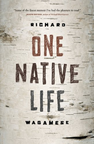 One Native Life 9781553653127