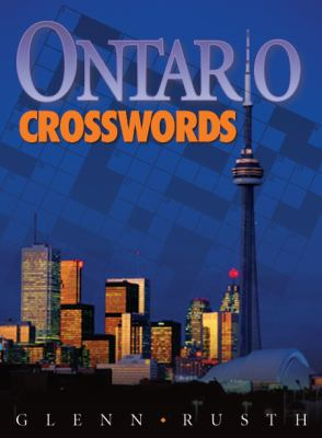 Ontario Crosswords 9781550173215