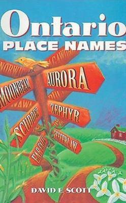 Ontario Place Names 9781551050874