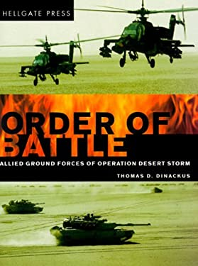 Order of Battle: Allied Ground Forces of Operation Desert Storm 9781555714932
