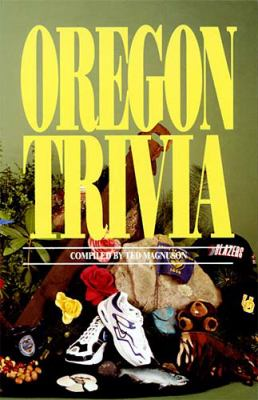 Oregon Trivia 9781558536012