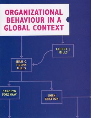 Organizational Behaviour in a Global Context 9781551930572