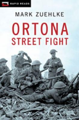 Ortona Street Fight 9781554693986